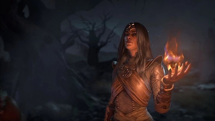 Diablo IV Sorceress