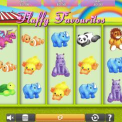 Fluffy Favourites Jackpot Slot Bonuses