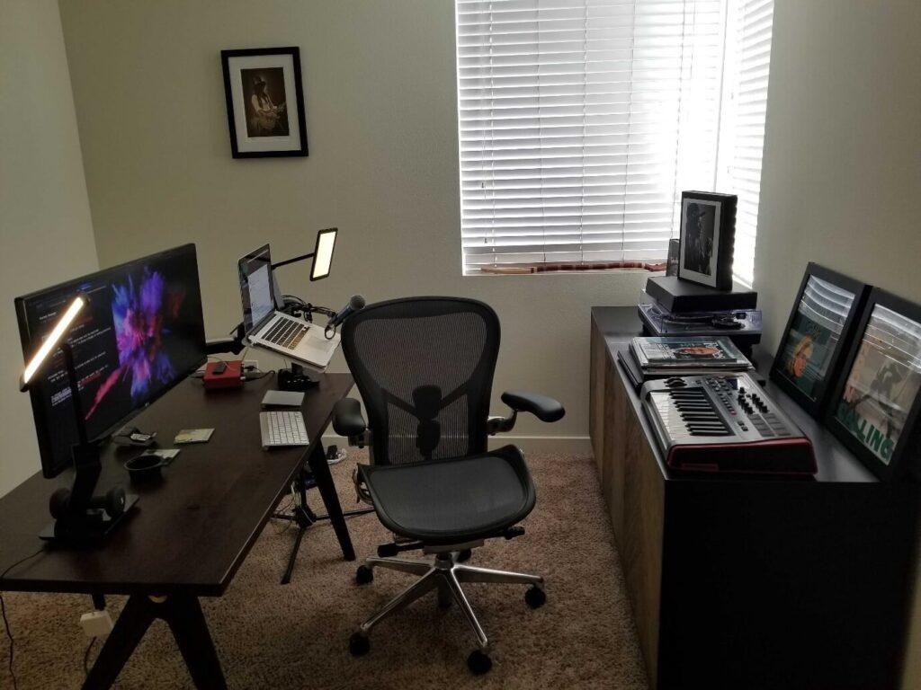 Home Office Tech Essentials.