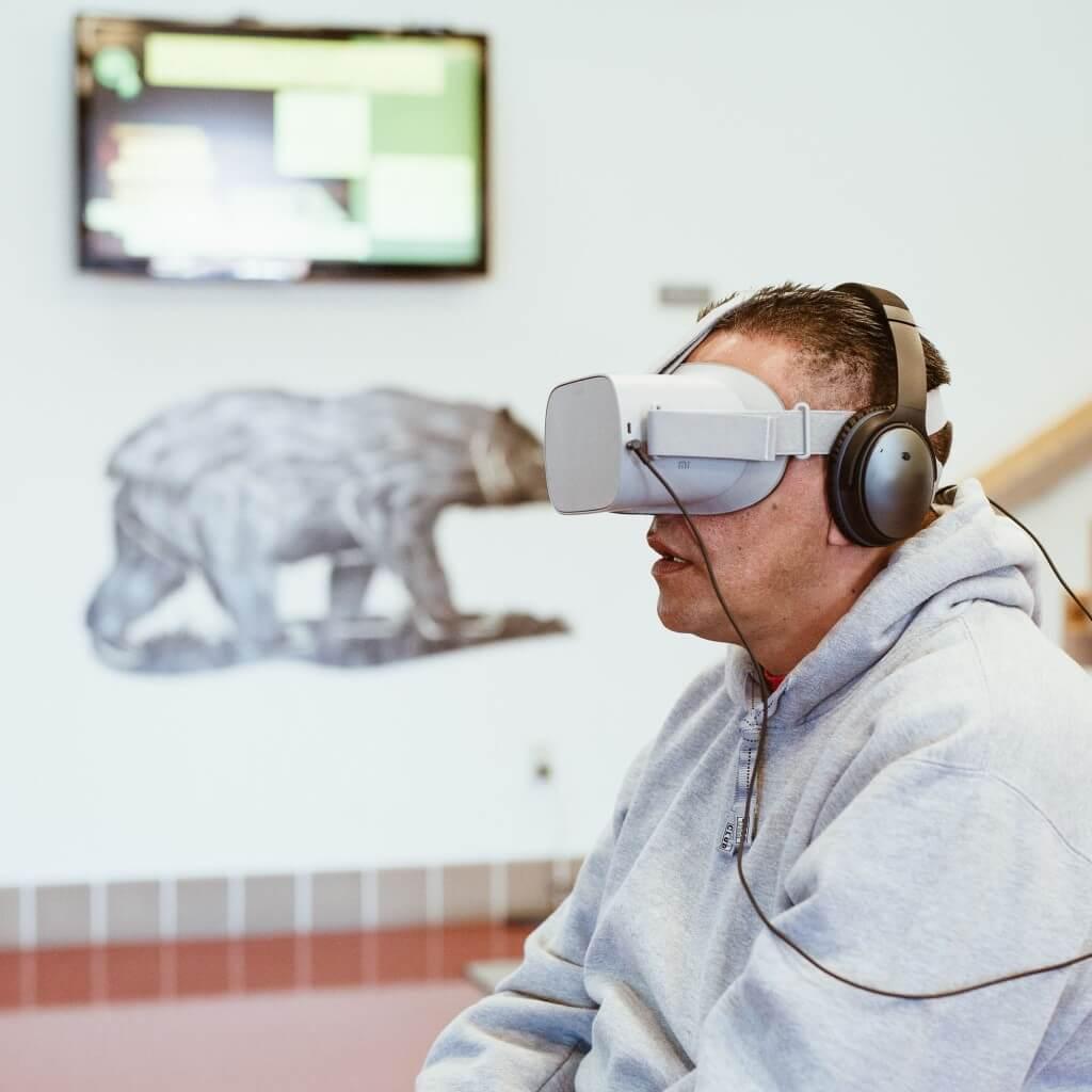 Oculus VR Virtual Reality Technology