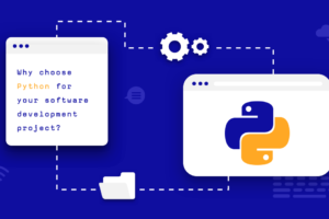 Why choose Python for your software development project?