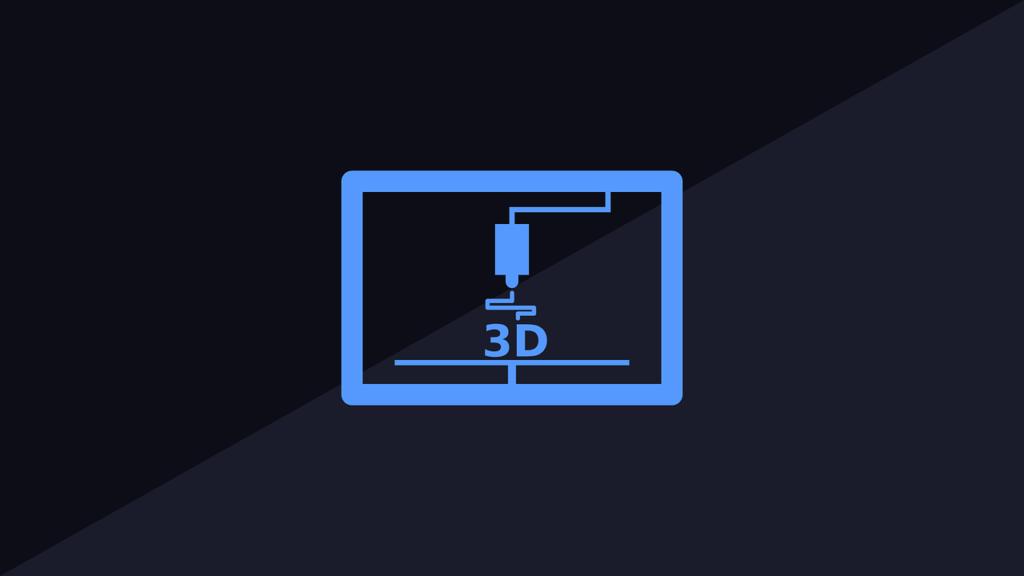 3D Printer, 3D Printing Technology.
