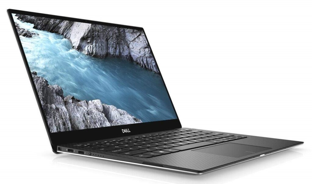 Dell XPS 13 Laptop.