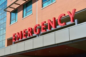 Emergency Signage, Healthcare Technology
