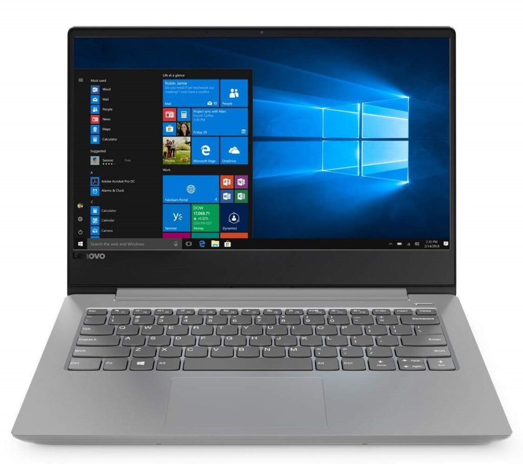 Lenovo IdeaPad 320S Laptop.