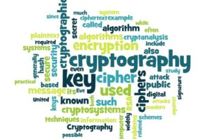 Cryptography, Encryption, Security, Hash, Hashing, Algorithms, Cryptanalysis, Keys, Ciphers, Ciphertext, Cryptosystems, Cryptographic, Digital Signature.