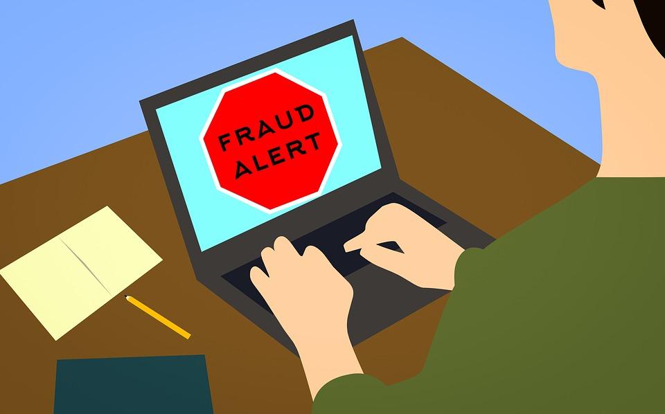 Fraud Alert: Identity Theft.