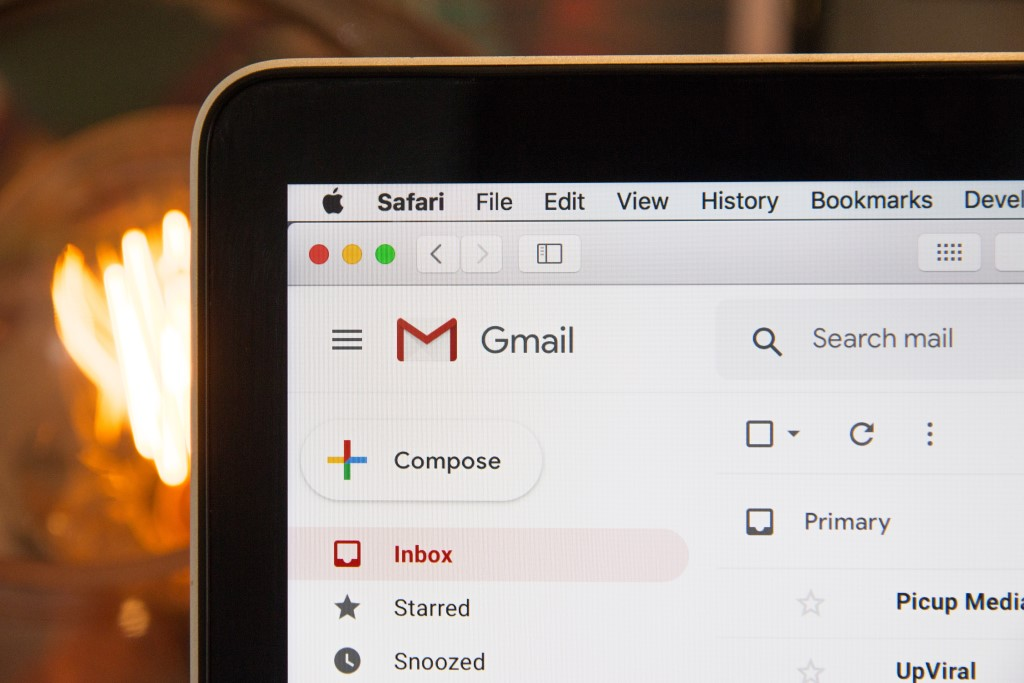 Gmail, Red Flags to Identify a Fake Mail.