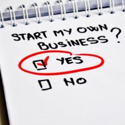 Start My Own Business?
