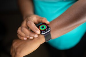 Water Proof Fitness Tracker Technology