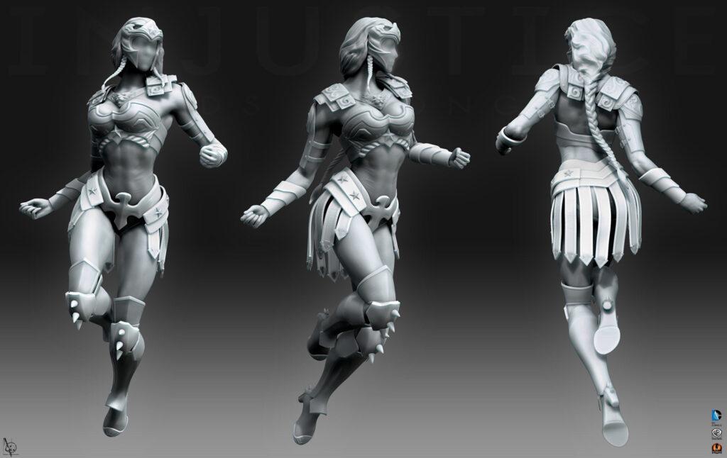 3D Models, 3D Modeling.