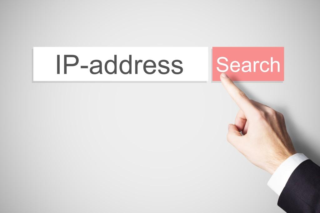 IP address.