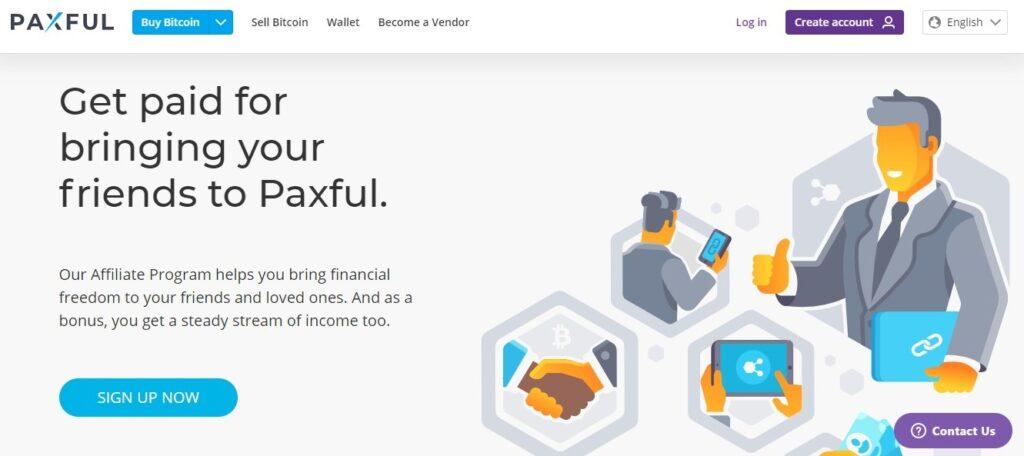 Paxful Bitcoin Affiliate Program