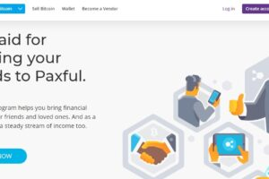 Paxful Bitcoin Affiliate Program