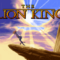The Lion King game.