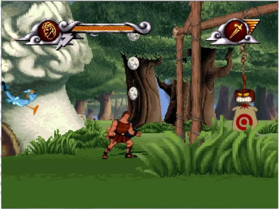 Disney's Hercules Action Game.