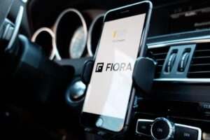 Fiora Wireless Car Charger