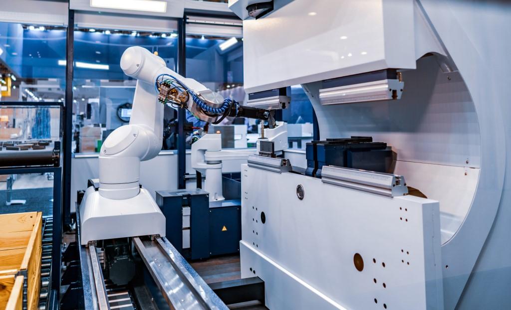 Industrial Automation Robotics