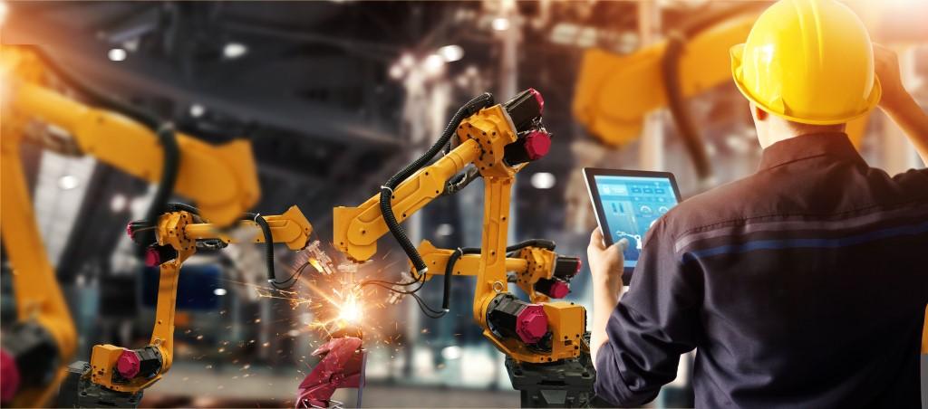 Industrial Robots (Robotics).