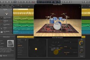 Logic Pro X Virtual Drummer