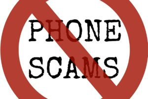 Phone Scams Fraud