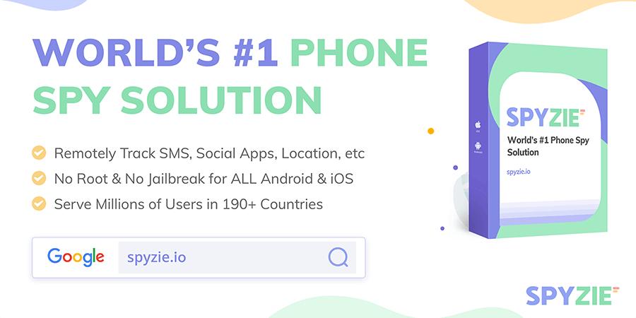 Spyzie iPhone Spy Solution No Jailbreak. Remotely Track SMS, Social Apps, Location, etc.