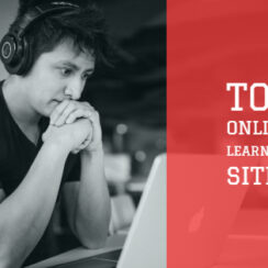 Top Online Learning Sites for Technology Learners.