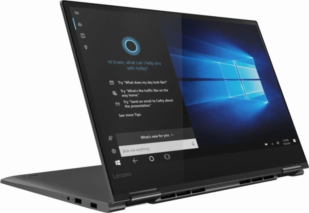 Lenovo Yoga 730 2 in 1 Laptop.
