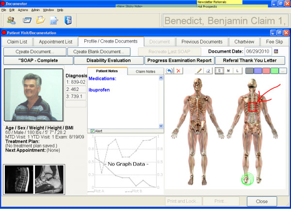 The Digital Office EMR Software By EON Systems.