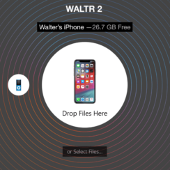 WALTR 2: Transfer PDF Files to iPhone, iPad & iPod From Mac or PC