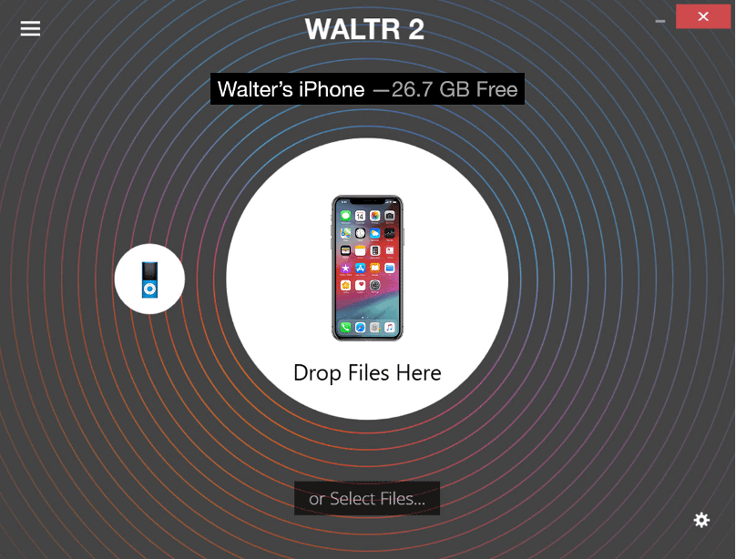 WALTR 2: Transfer PDF Files to iPhone, iPad & iPod From Mac or PC.