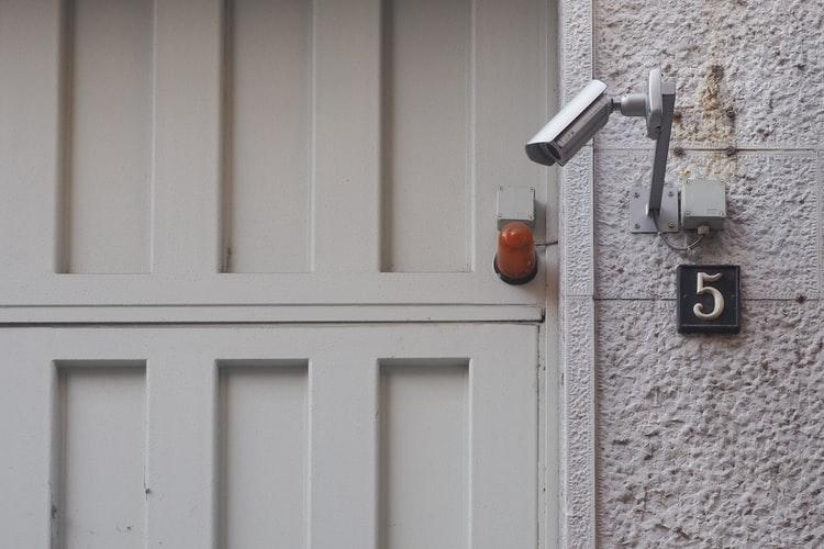 Security Camera Blind Spots.