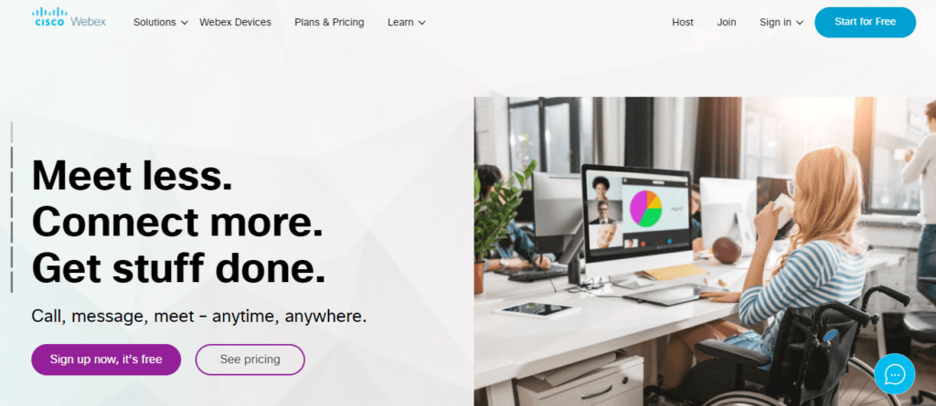 Cisco Webex - Video Conferencing, Online Meetings, Screen Share.