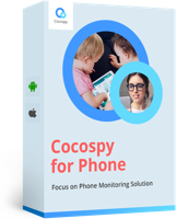 Cocospy phone monitoring solution.