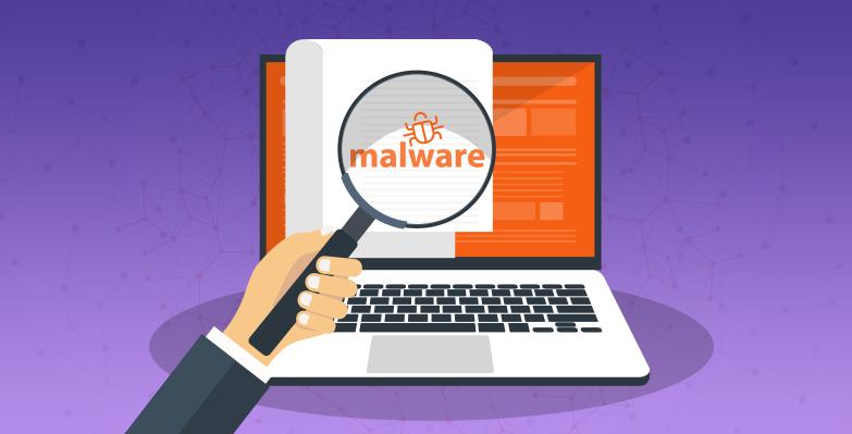 Computer malware scan, malware removal tool.
