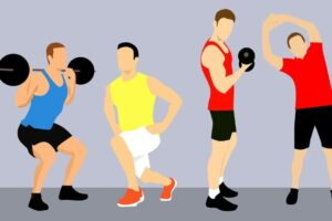 Health and Fitness Exercises