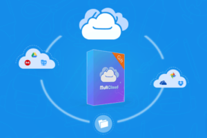 MultCloud Multiple Cloud Storage Manager Giveaway