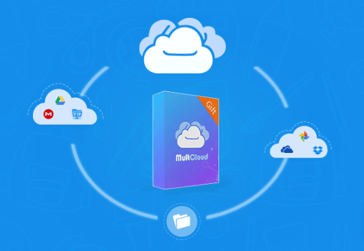 MultCloud Multiple Cloud Storage Manager Giveaway.
