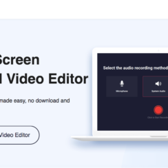 RecordCast Free Online Screen Recorder & Video Editor