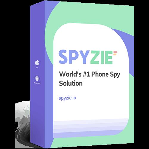 Spyzie cell phone location tracker.