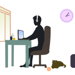 Work From Home, Remote Working