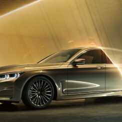 BMW 7 Series - Most Technologically Advanced Car
