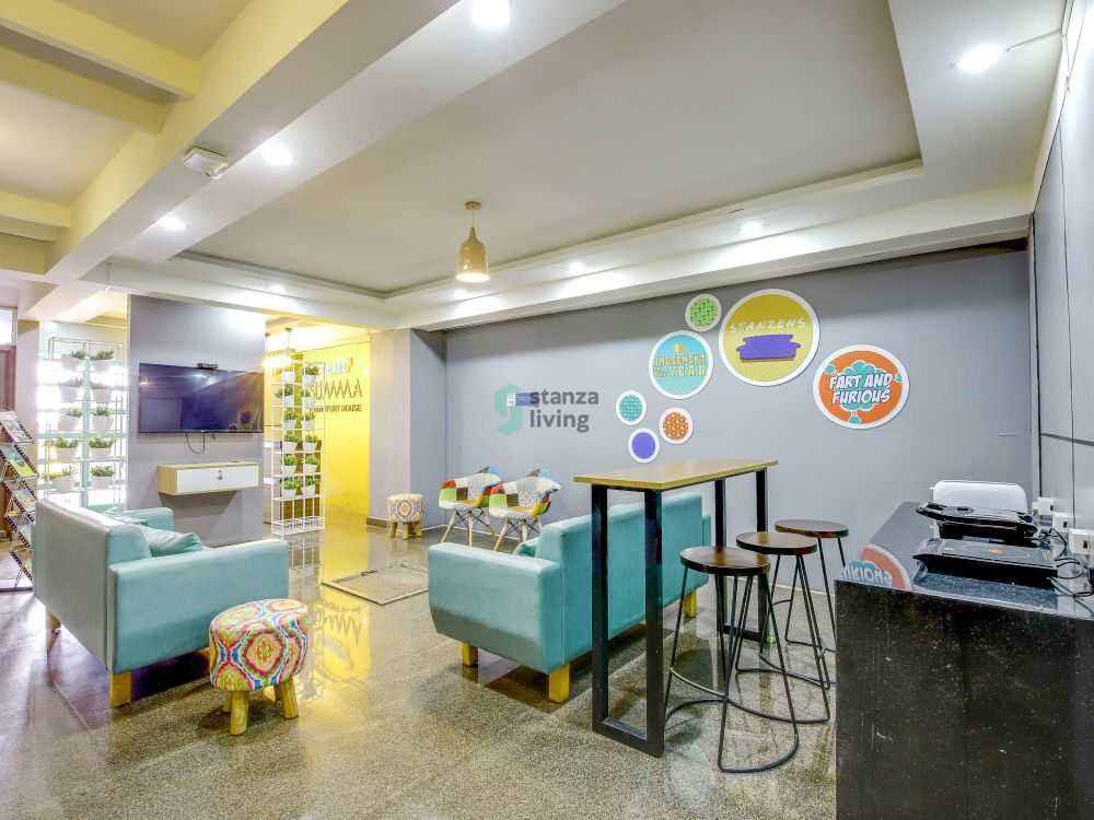 Best PG in Bangalore - Stanza Living