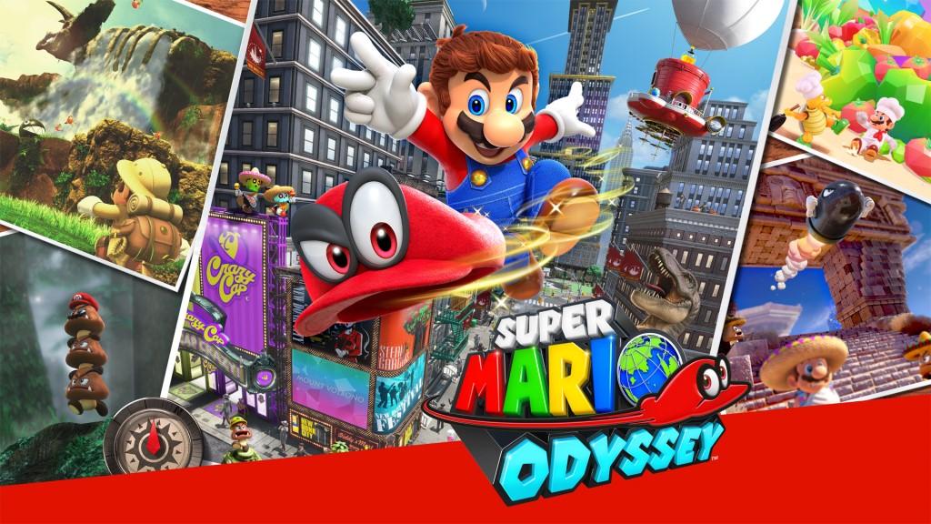 Super Mario Odyssey for Nintendo Switch - Nintendo Game.