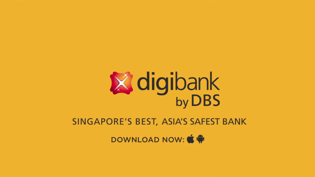 digibank by DBS - Singapore's Best, Asia's Safest Bank. Download digibank app now on Android & iOS.