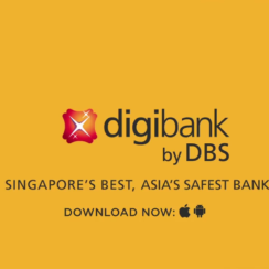 digibank by DBS - Singapore's Best, Asia's Safest Bank