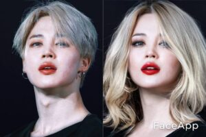 Most Entertaining Apps. Gender Swap with FaceApp.