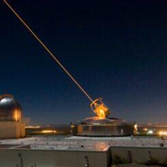 Direct Energy Laser Beam, Laser Technology.