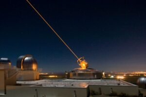 Direct Energy Laser Beam, Laser Technology.