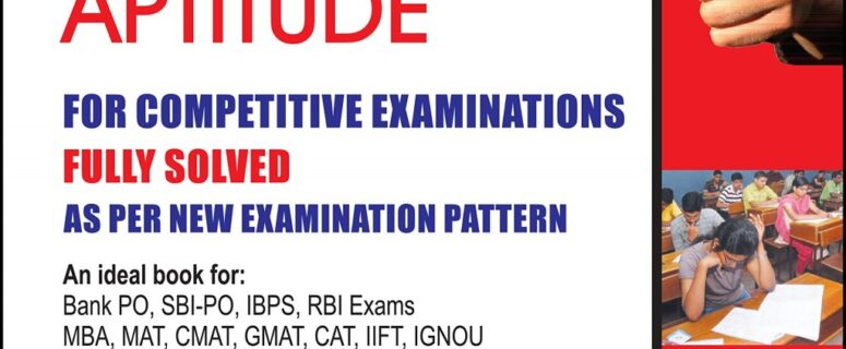 Quantitative Aptitude for Competitive Examinations by Dr. R.S Aggarwal